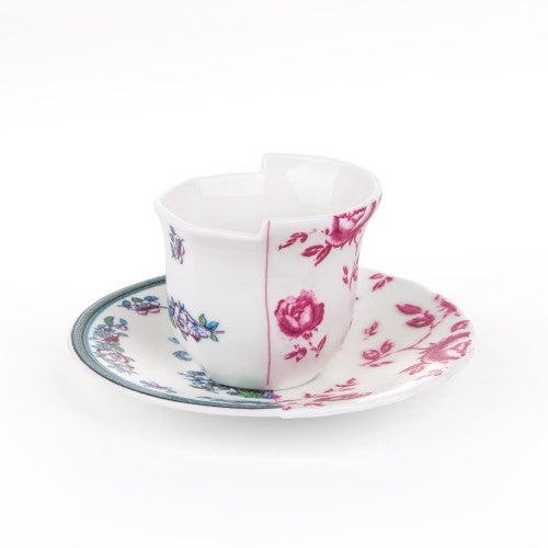 "Coffee Cup and Saucer ""Hybrid"" - Seletti"
