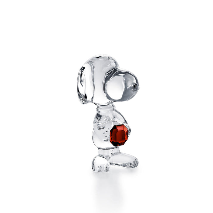 "Sculpture ""Snoopy "" - Baccarat"