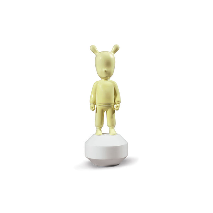 "Sculpture ""The Yellow Guest"" Small Model - Lladro"