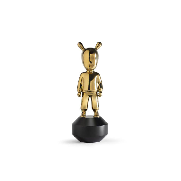"Sculpture ""The Golden Guest"" Small Model - Lladro"