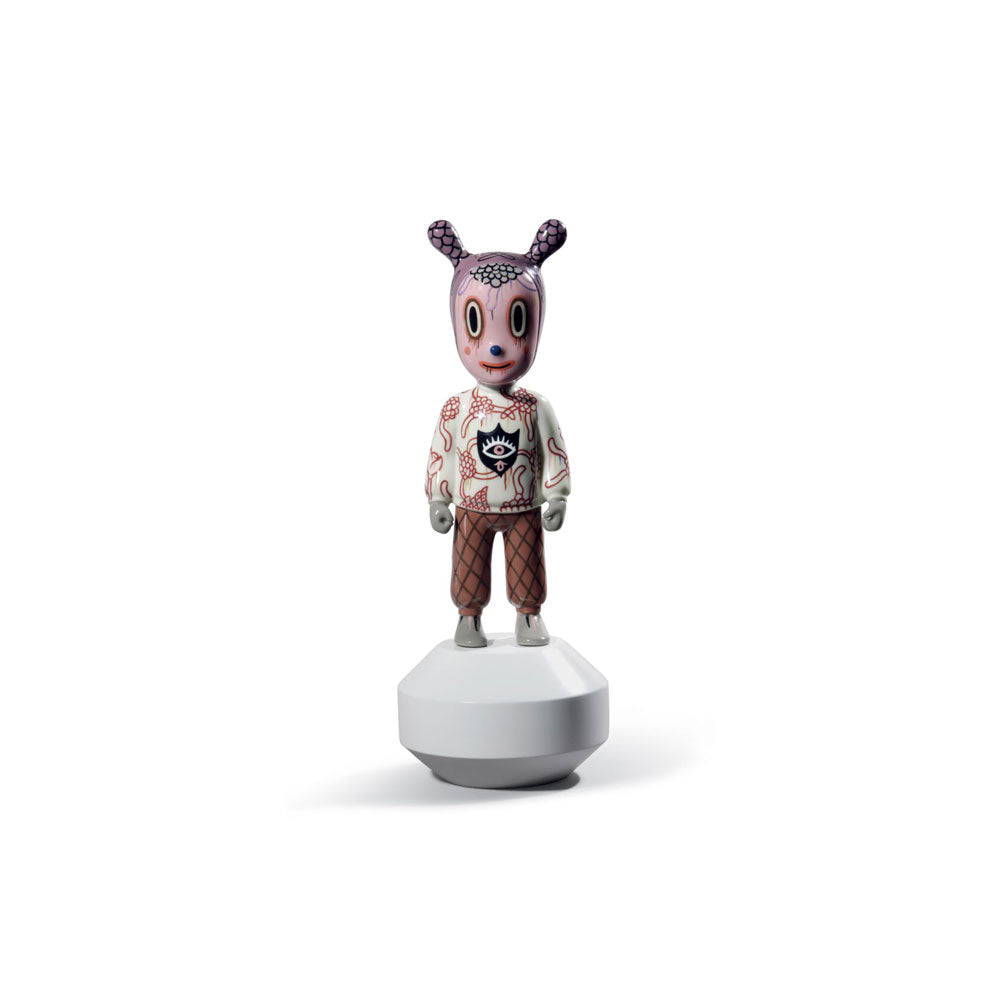 "Sculpture ""The Guest"" Small Model by Gary Baseman - Lladro"
