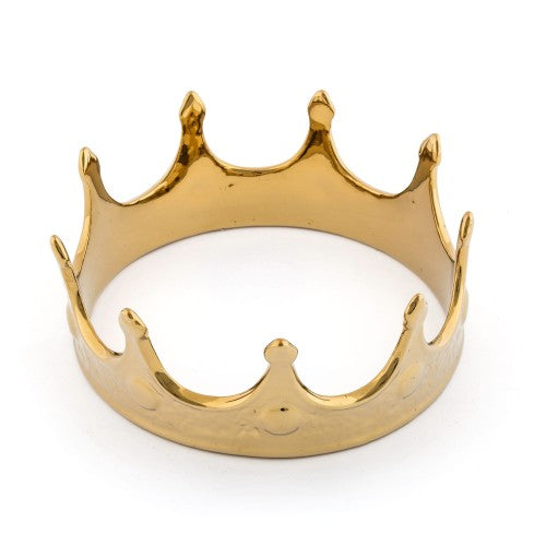 "Sculpture My Crown Gold ""Memorabilia"" - Seletti"