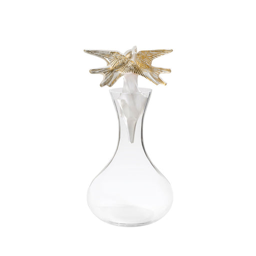 "Decanter "" Vintage 2018 Swallows"" - Lalique"