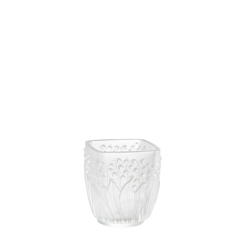 "Candle Holder ""Botanica Muguet"" - Lalique"