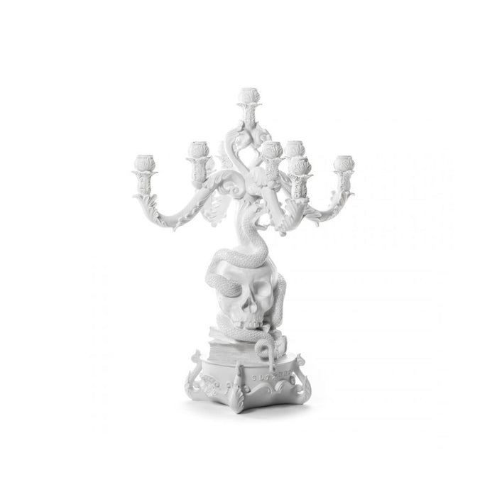 "Candle Holder ""Burlesque"" - Baccarat"