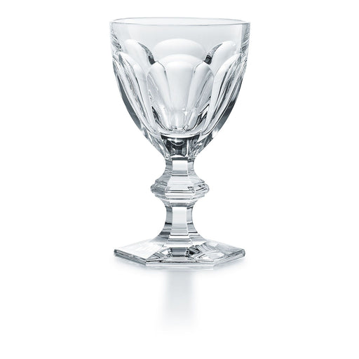 "Red Wine Glass ""Harcourt 1841"" - Baccarat"
