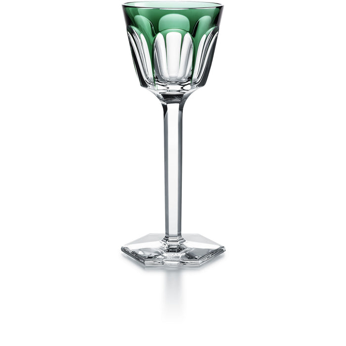 "Wine Rhine Glass ""Harcourt"" - Baccarat"