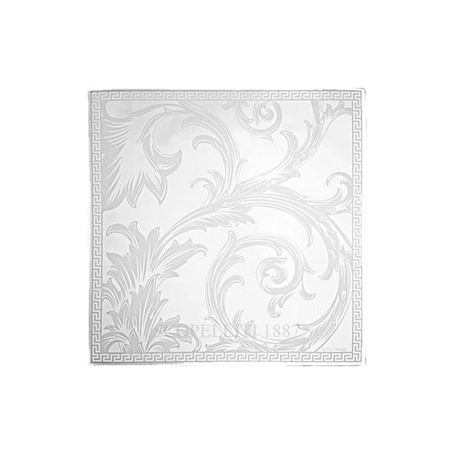 "Square Tray Crystal ""Arabesque"" - Versace"