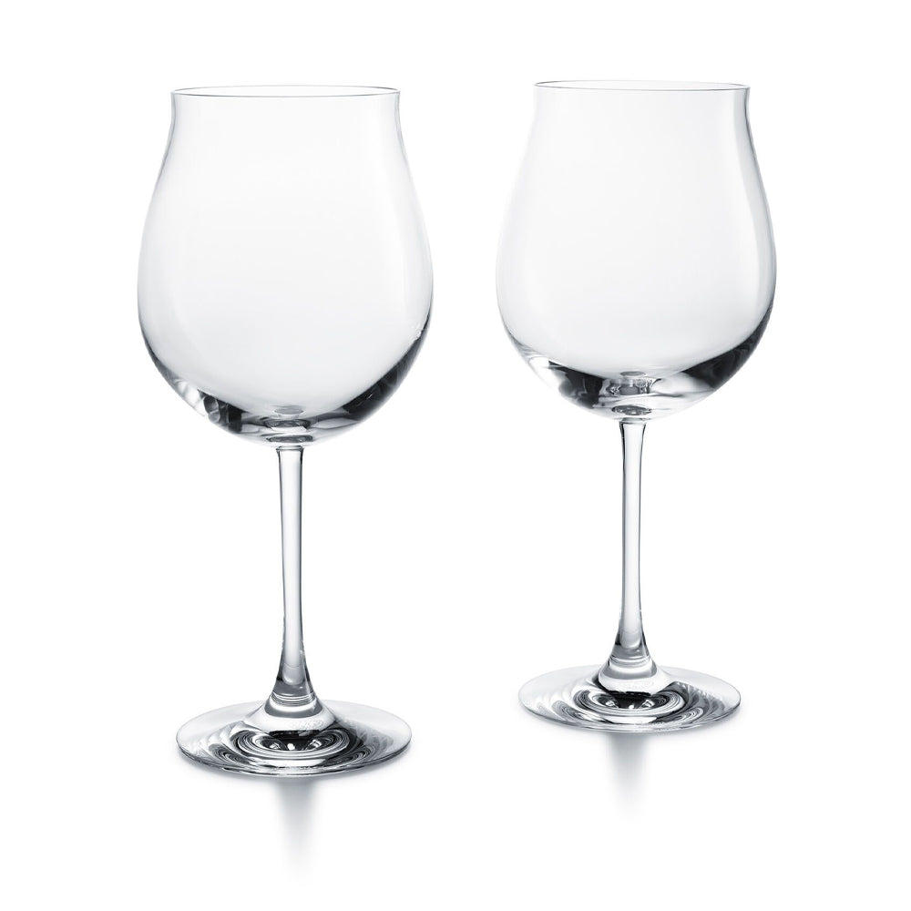 "Bourgogne Glass Set x2 ""Degustation"" - Baccarat"