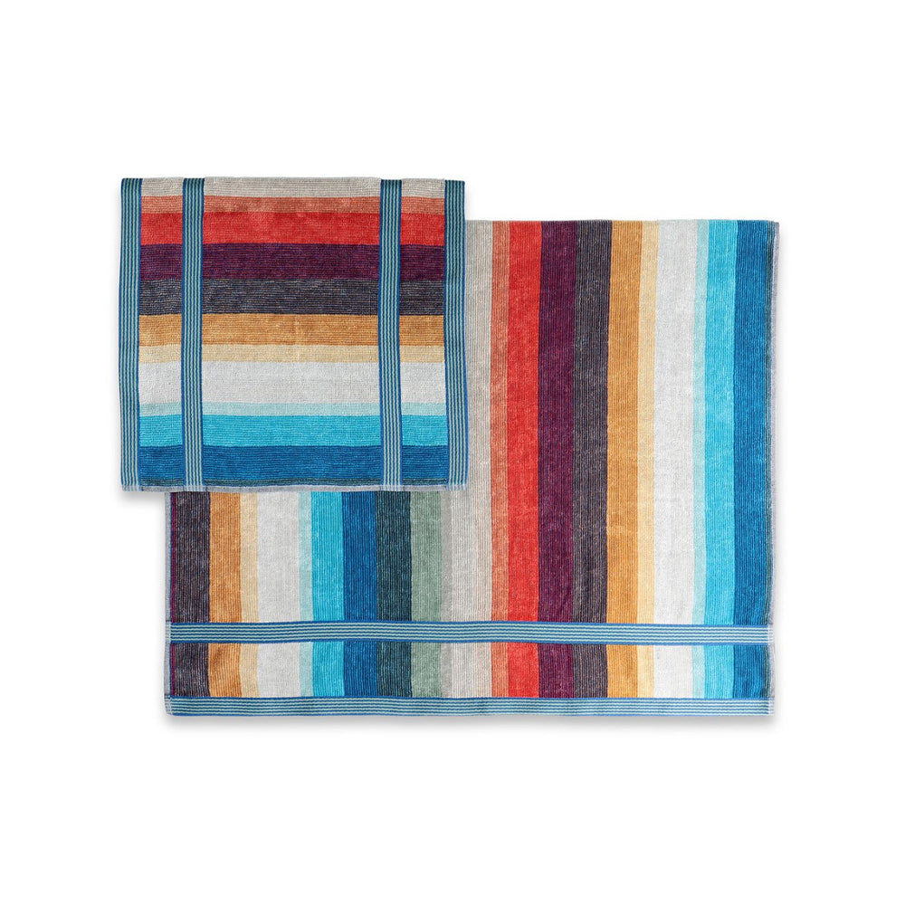 "Towel ""Woody"" Set of 2 - Missoni"