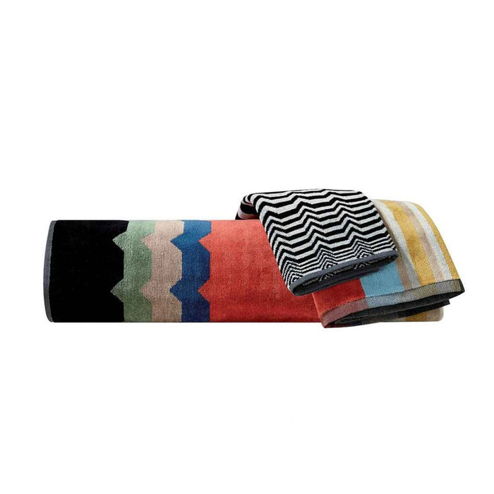 "Towel ""Wolf"" Set of 2 - Missoni"