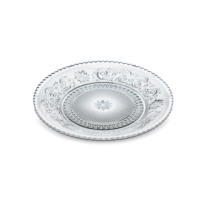 "Plate ""Arabesque"" - Baccarat"