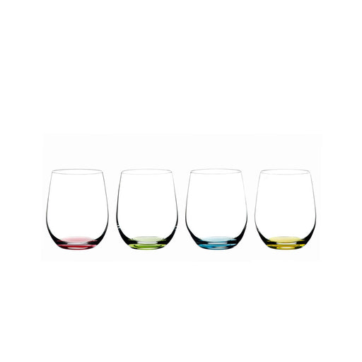 "Set of 4 Tumblers Happy ""O"" - Riedel"
