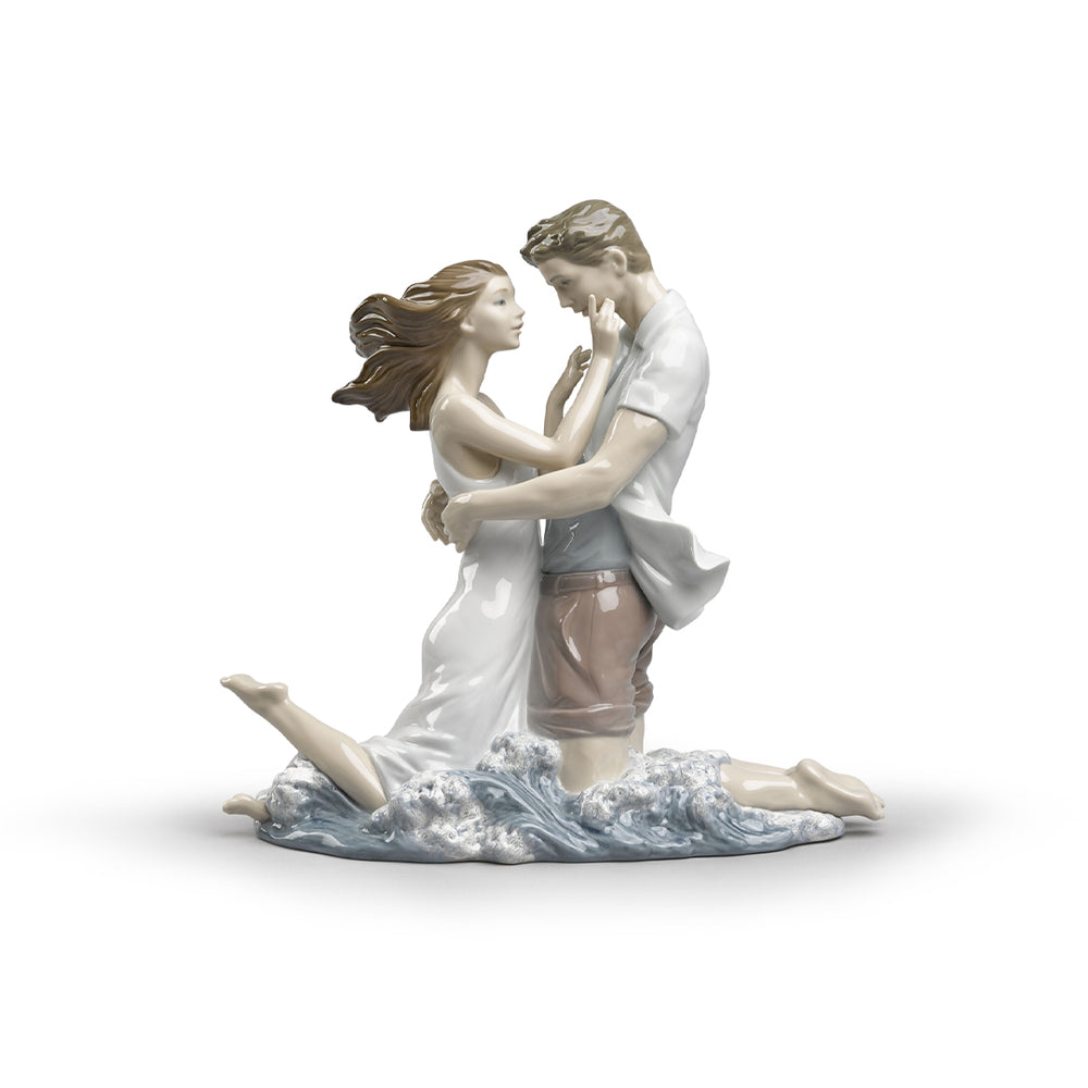 "Couple Figurine ""The Thrill of Love"" - Lladró"