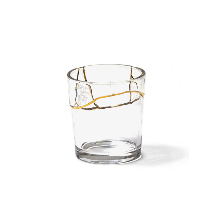 "Glass ""Kintsugi"" - Seletti"