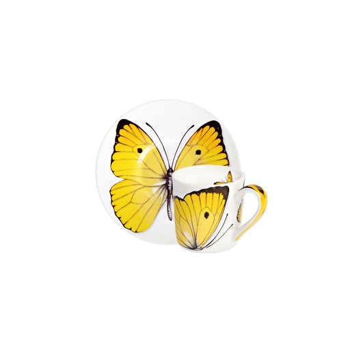 "Coffee Cup & Saucer ""Freedom"" - Taitù"