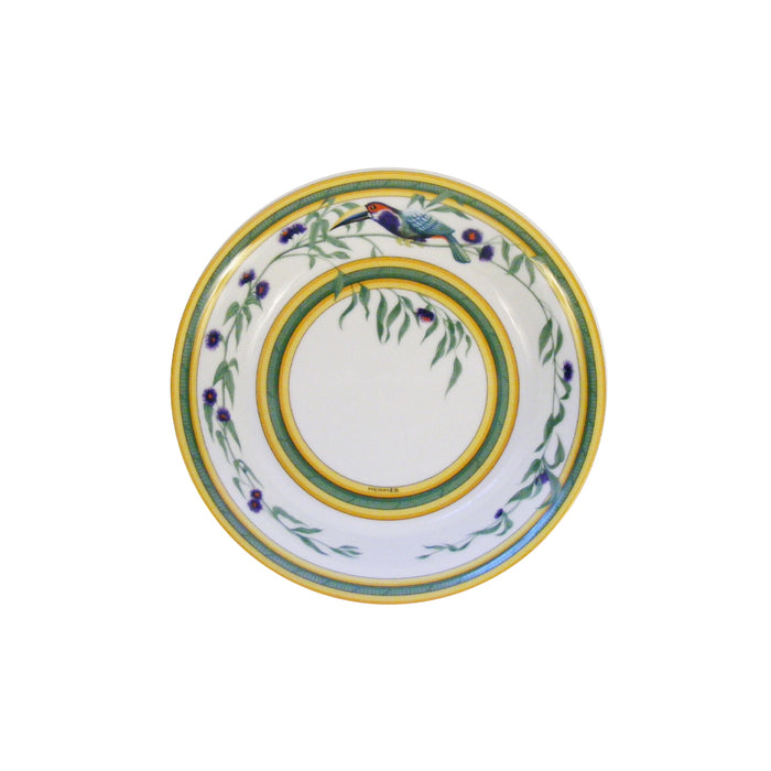 "Cereal Bowl ""Toucans"" - Hermes"