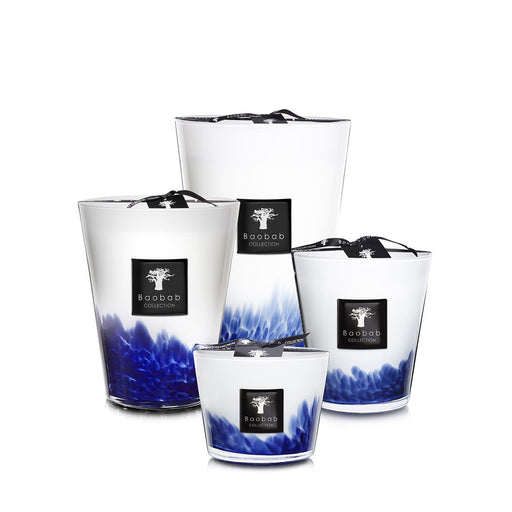 "Scented Candle ""Feathers Touareg"" - Baobab"