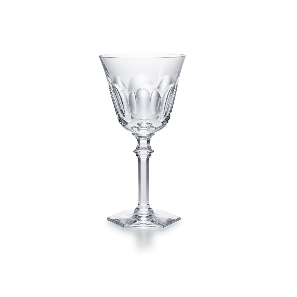 "White Wine Glass ""Harcourt Eve"" - Baccarat"