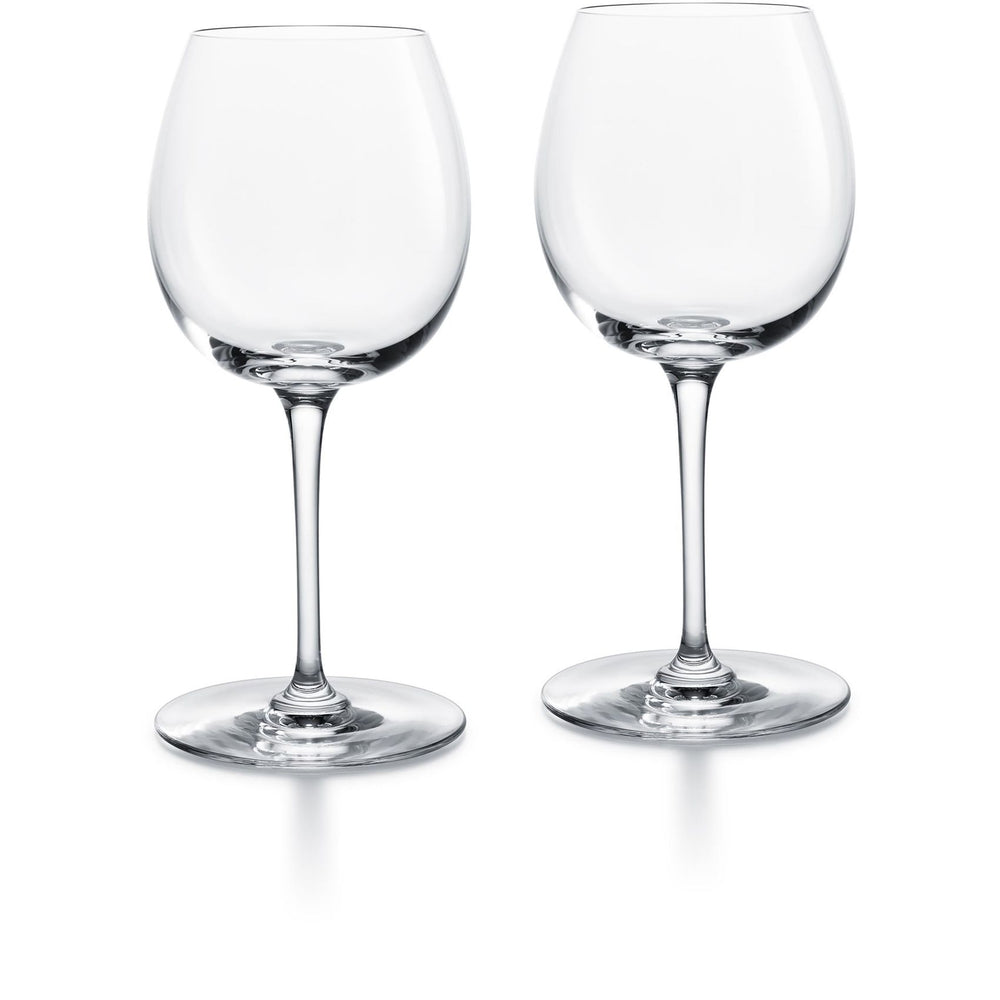 "Burgundy Glass (Set x2) ""Oenologie"" - Baccarat"