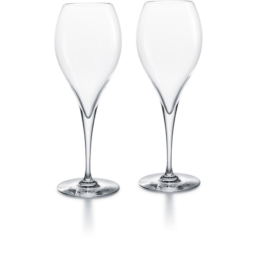 "Champagne Glass (Set x2) ""Oenologie"" - Baccarat"