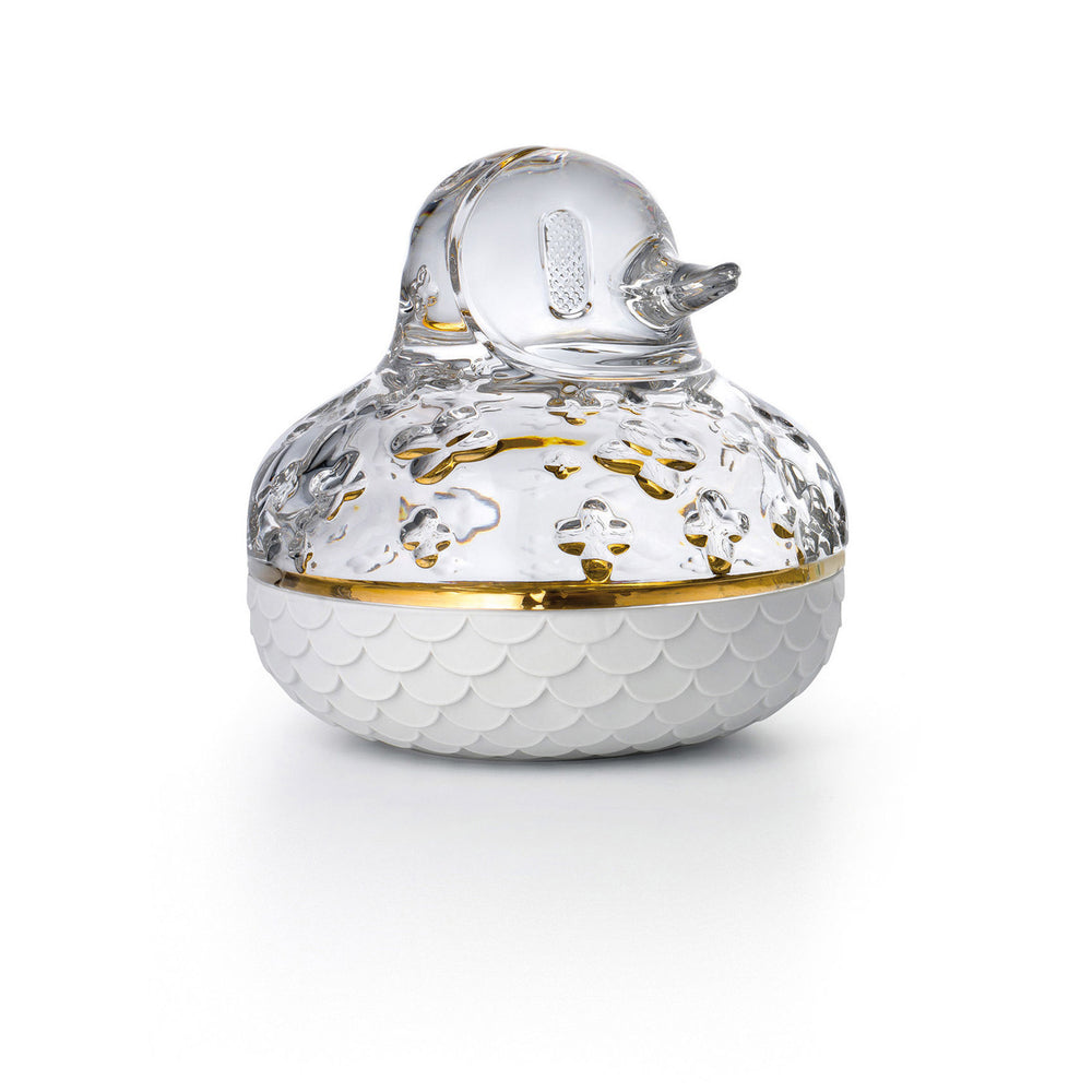 "Sculpture "" Duck"" - Baccarat"