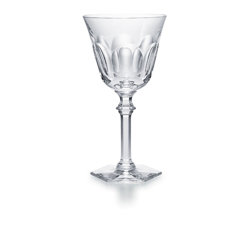 "Red Wine Glass ""Harcourt Eve"" - Baccarat"