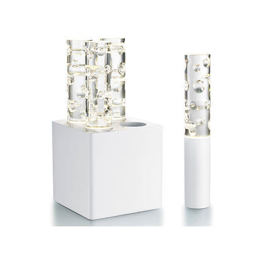 "Table Lamp 4 Lights ""Jardin de Cristal Jallum"" - Baccarat"