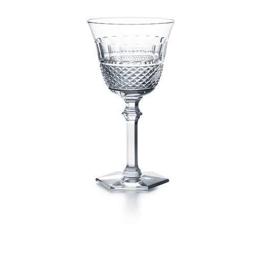 "Water Glass ""Diamant"" - Baccarat"