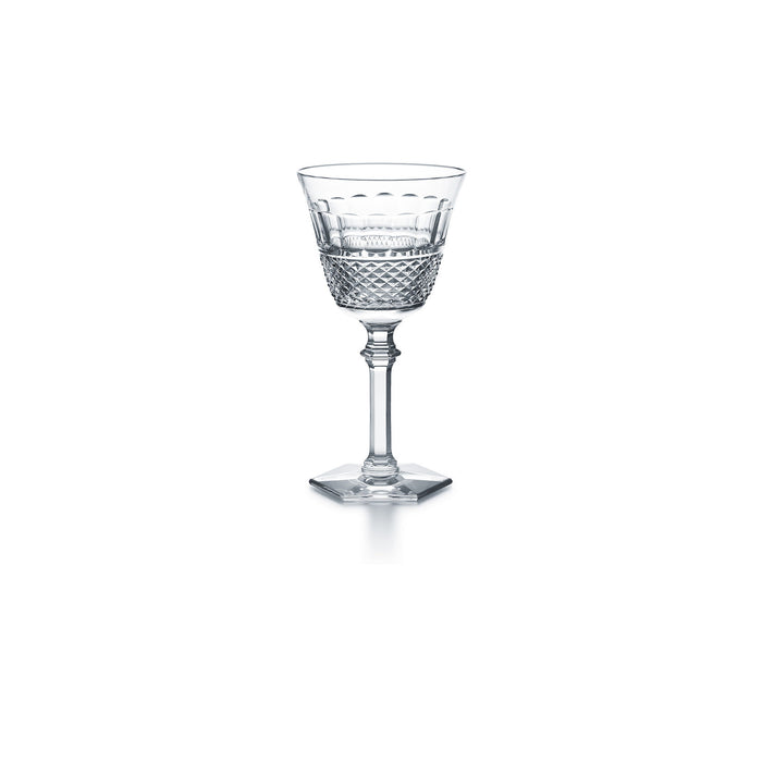 "White Wine Glass ""Diamant"" - Baccarat"