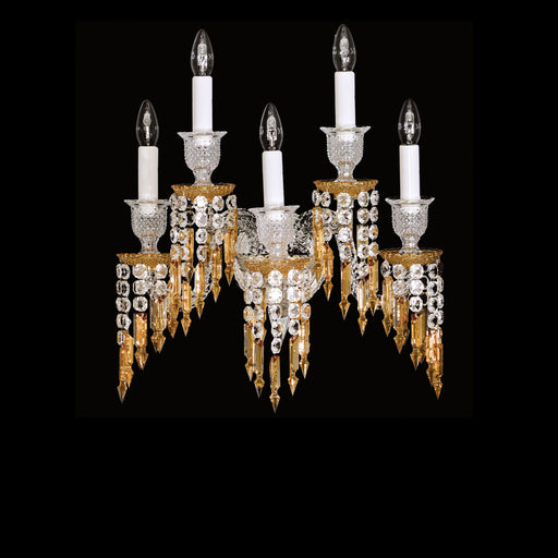"Applique 5L ""Zenith Charleston"" - Baccarat"