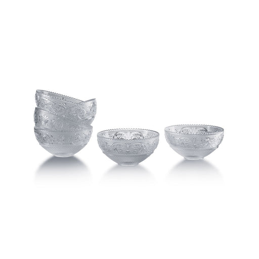 "Dessert Set ""Arabesque"" - Baccarat"
