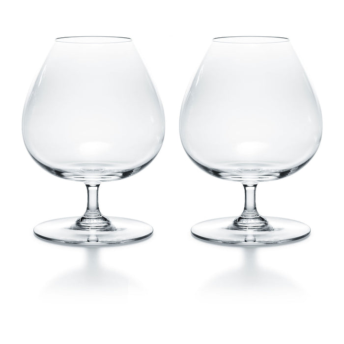 "Cognac Glass Set x2 ""Degustation"" - Baccarat"