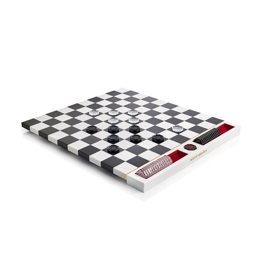 Checkers Game - Baccarat