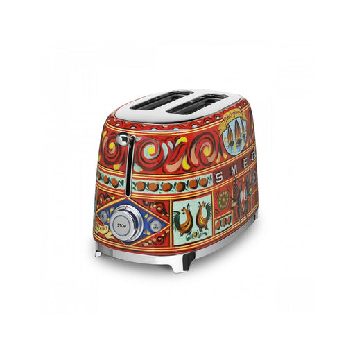 "Two Slice Toaster ""Sicily is My Love"" by Dolce & Gabbana - Smeg"