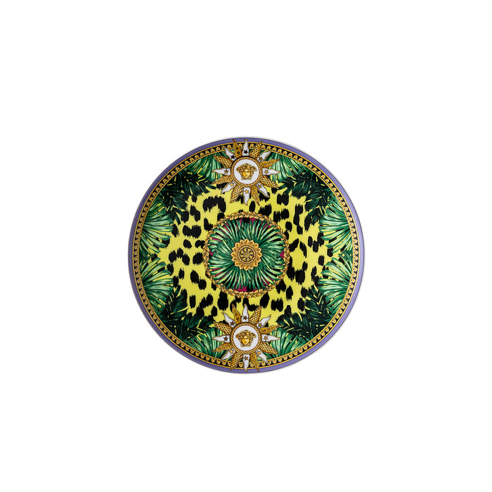 "Bread & Butter Plate ""Jungle Animalier"" - Versace"