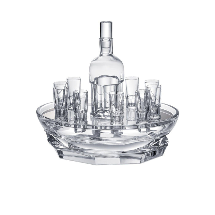 "Vodka Set ""Harcourt Abysse"" - Baccarat"