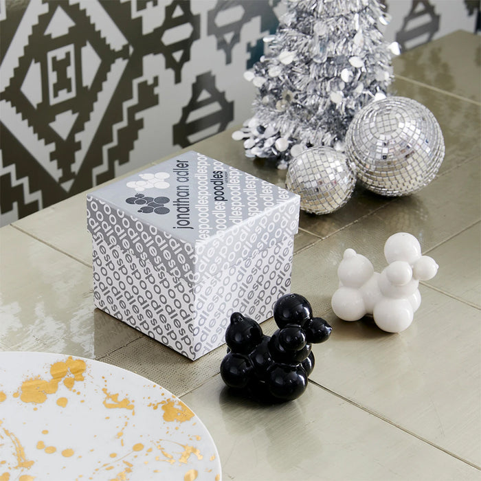 "Salt & Pepper ""Poodles"" - Jonathan Adler"