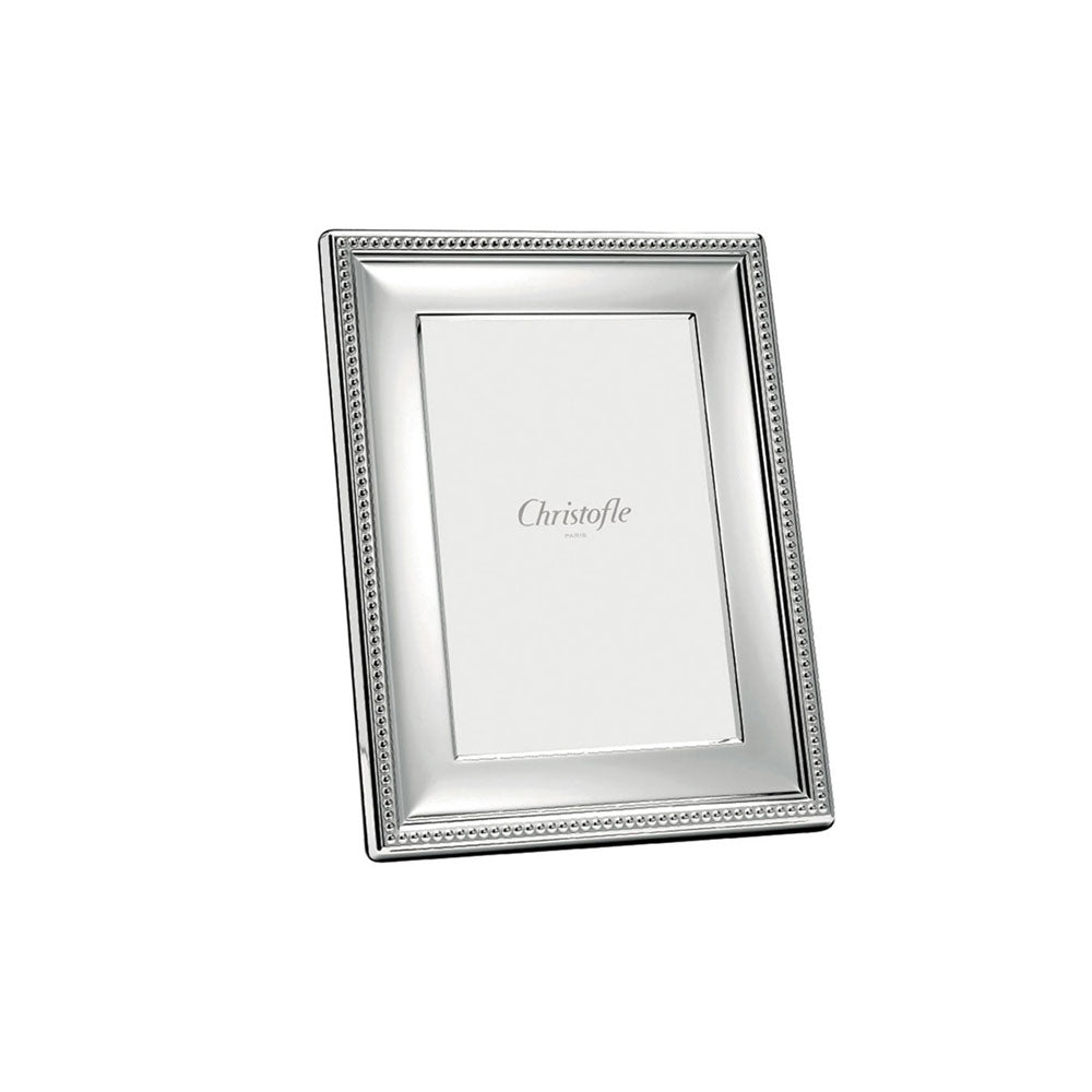 "Picture Frame ""Perles"" - Christofle"