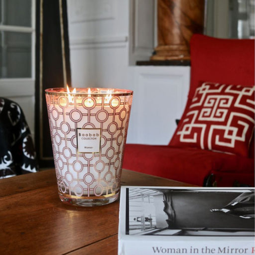 "Scented Candle ""Women"" - Baobab"