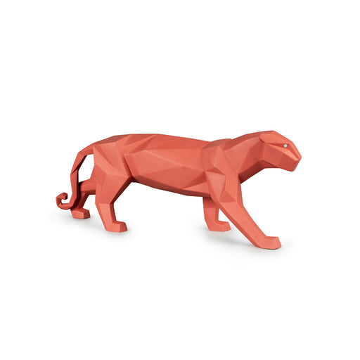 "Sculpture Panther ""Origami"" - Lladró"