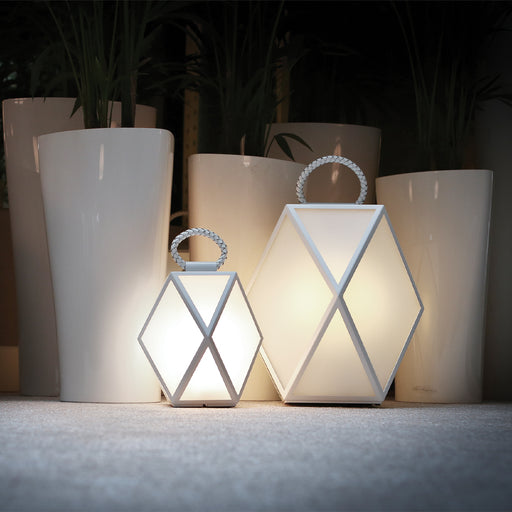 "Lamp ""Muse"" White - Contardi"