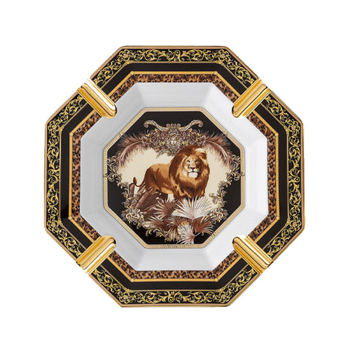 "Ashtray Lion ""Le Regne Animal"" - Versace"