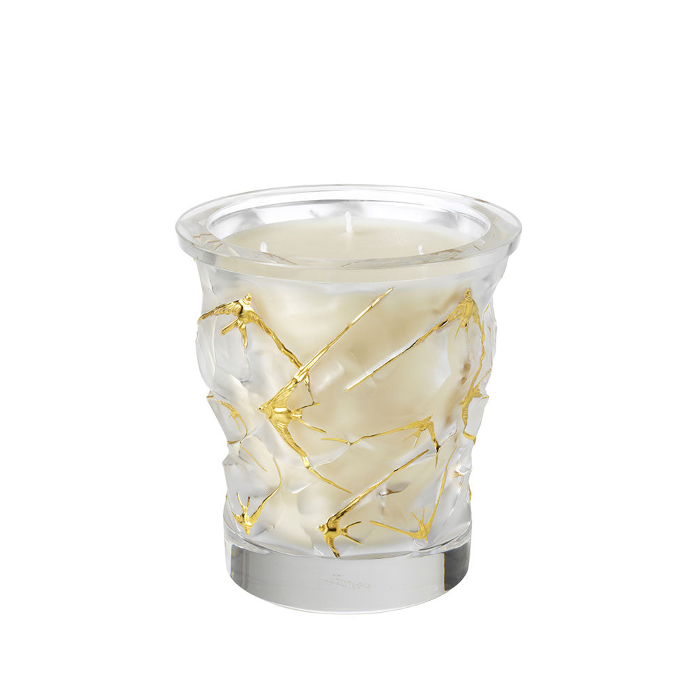 "Scented Candle ""Oceans/Swallows"" - Lalique"