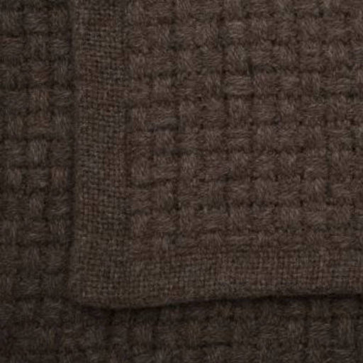 "Plaid ""Bamboo"" - Loro Piana"