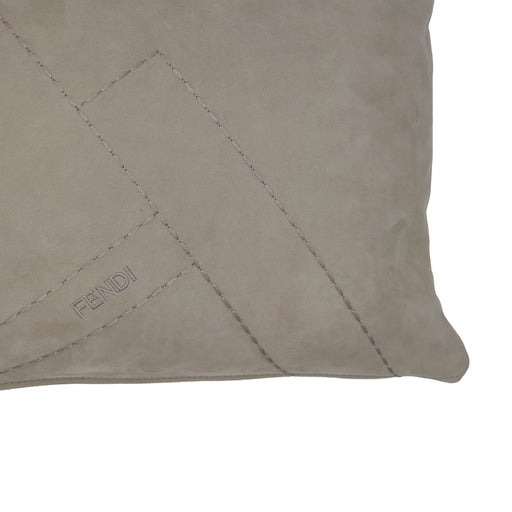 "Pillow ""F Folded"" - Fendi"