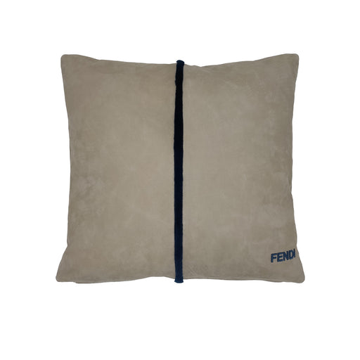 "Cushion ""Leather Velvet Lux"" - Fendi"