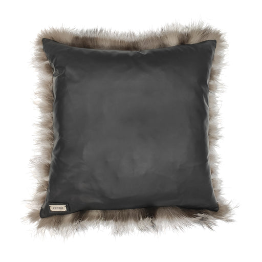 "Cushion ""Silver Fox"" - Fendi"