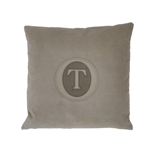 "Cushion ""Silver"" - Trussardi"