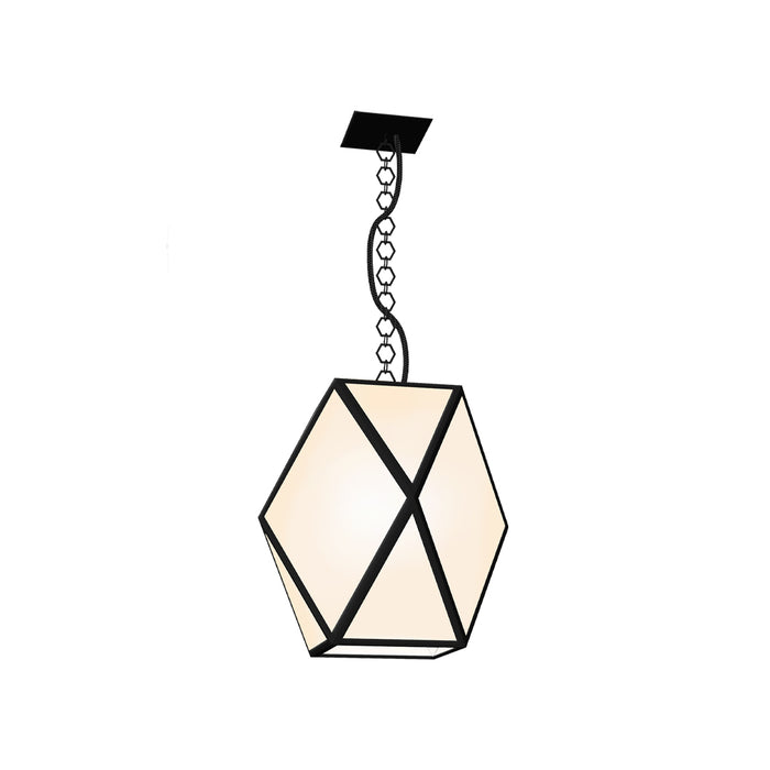 "Ceiling Lamp ""Muse"" Black - Contardi"